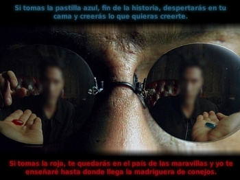 Desconectar de la Matrix