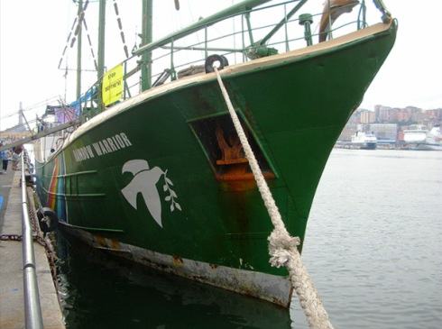 Greenpeace: Héroes o Villanos?