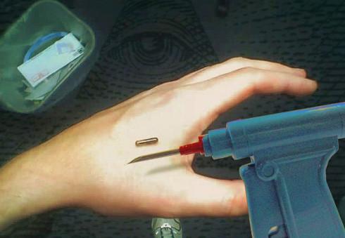 Resultado de imagen de microchip humano